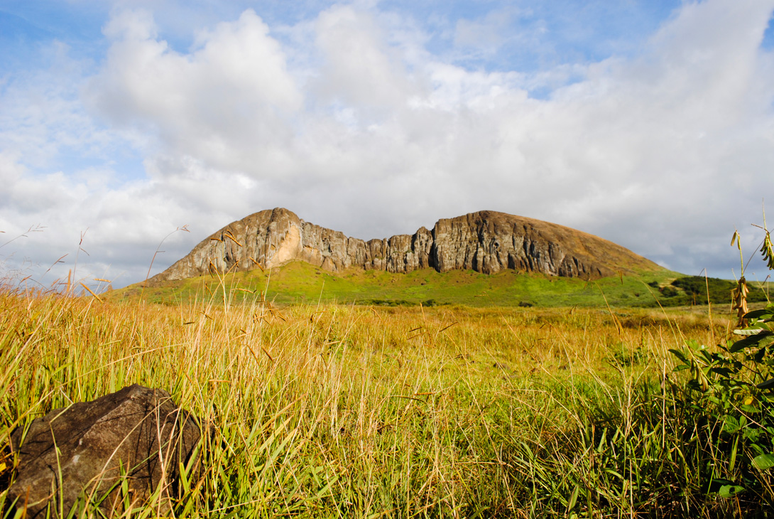 easter island images nature