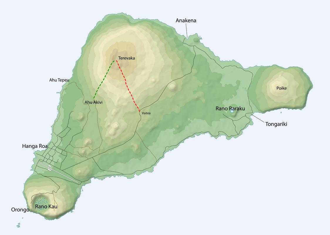 Isla de Pascua paquetes de vacaciones y Precios