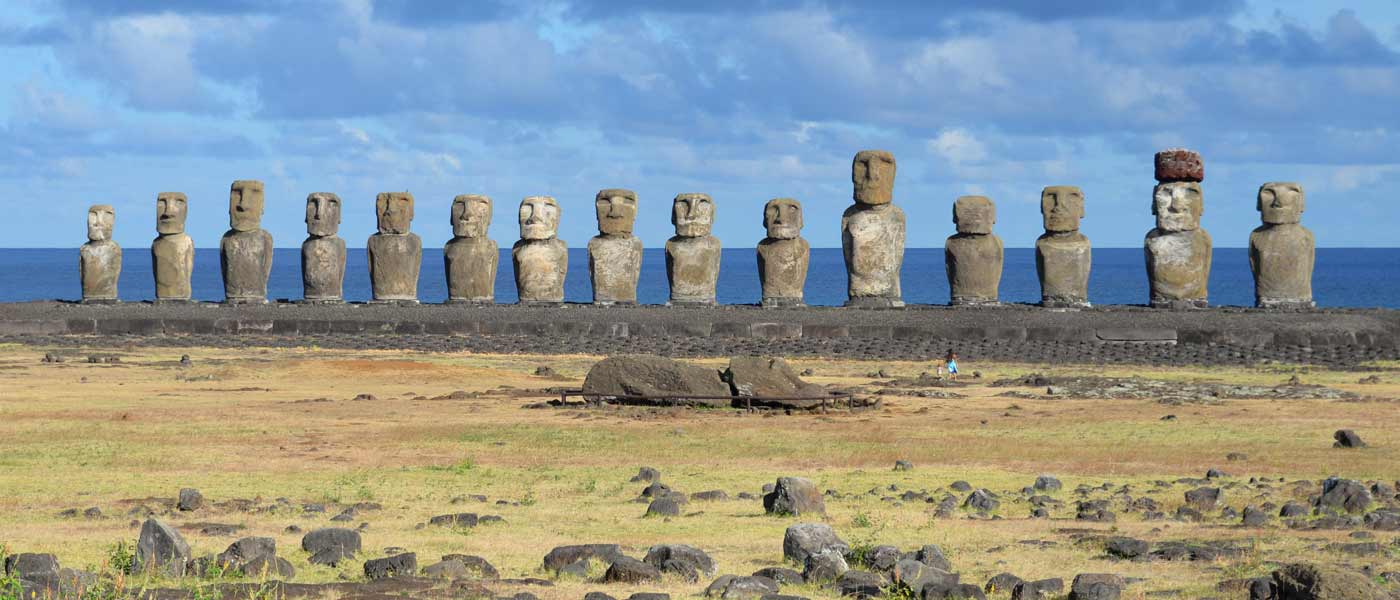 easter island girls