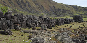 Hanga Oteo - highlight of remote Easter Island tourism experiences